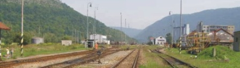 Železničná stanica Plešivec